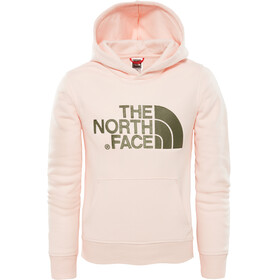 The North Face Drew Peak mid layer Bambino rosa